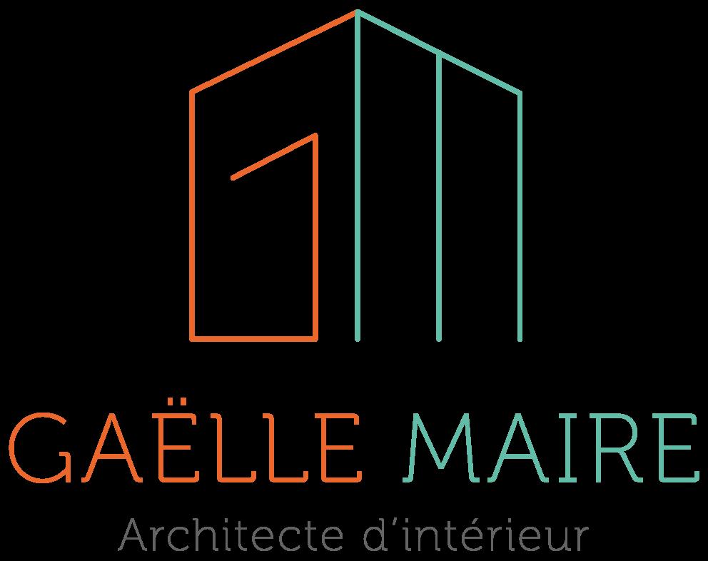 Gaëlle Maire - Architecte et décoratrice d'intérieur à Liège - Logo
