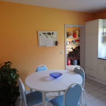 Gaëlle Maire - Architecte et décoratrice d'intérieur à Liège : Projet : Réaménagement d'une cuisine : Photo avant